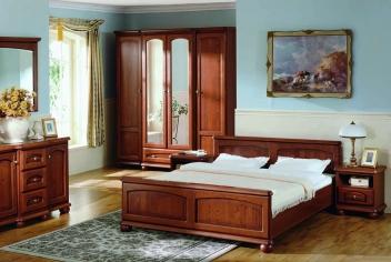 Spálňa Komtesa