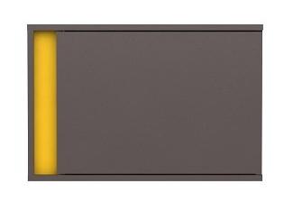 Závesná skrinka Fresco 2 - pravá