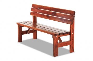 Záhradná lavica Timon