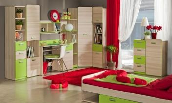 Detská izba Bambi 1