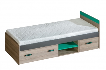 Jednolôžková posteľ Persida 1