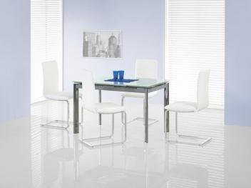 Jedálenský stôl Torgio 1 - biely