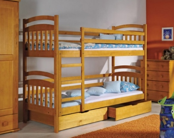 Poschodová posteľ Eliza