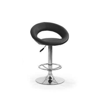 Barová stolička Idra 3 - čierna