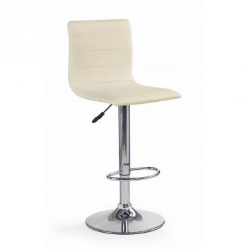 Béžová barová stolička Irina 1
