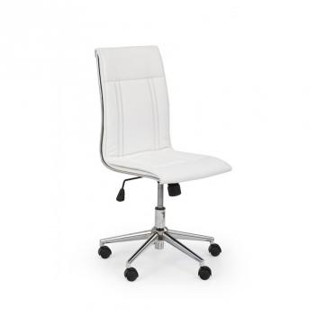 Kancelárska stolička Lirit - biela