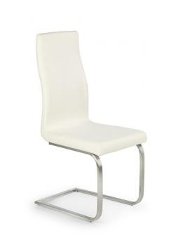 Jedálenská stolička Jensin - krémová