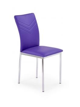 Jedálenská stolička Haniel 3 - fialová