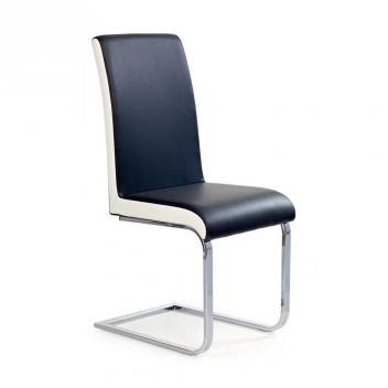 Jedálenská stolička Sirea 2 - čierna