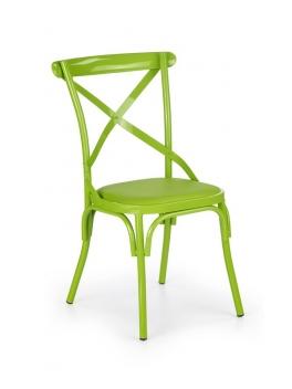 Jedálenská stolička Amiela 3 - zelená