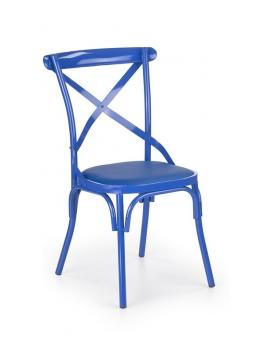 Jedálenská stolička Amiela 2 - modrá
