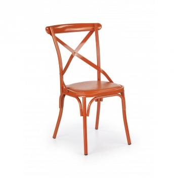 Jedálenská stolička Amiela 1 - oranžová
