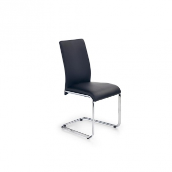 Jedálenská stolička Palti - čierna