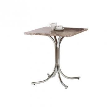 Štvorcový záhradný stôl Ranon