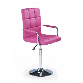 Detská stolička Auriel 2 - ružová