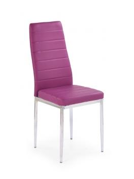 Jedálenská stolička Kiva 4 - fialová