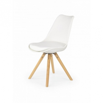 Jedálenská stolička Niria 1 - biela