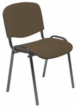 Konferenčná stolička Mesalina 4 - hnedá