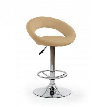 Barová stolička Idra 5 - tmavobéžová