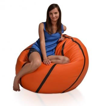 Sedacia lopta Basketbal XXL