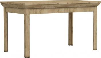 Rozkladací jedálenský stôl Meryl - dub kraft