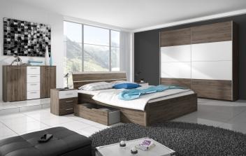 Spálňa Dione 4