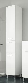 Vysoká kúpeľňová skrinka Valencia bbl 1