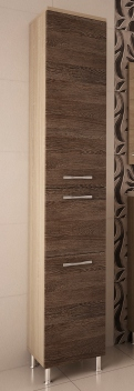 Vysoká skrinka do kúpeľne Valencia ssc 1