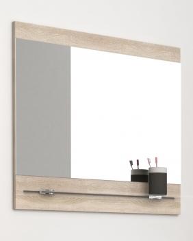 Kúpeľňové zrkadlo s policou Lorieta ds
