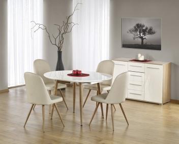 Rozkladací jedálenský stôl Eliam