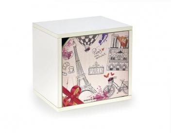 Detský úložný box Findy 4