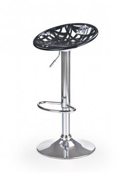 Barová stolička Eleona - čierna