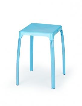 Jedálenský taburet Rainan 2 - modrý
