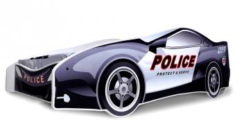 Detská posteľ Polícia
