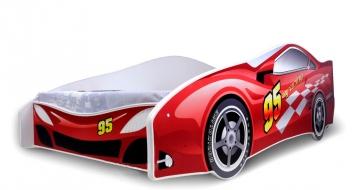Detská posteľ Auto červené