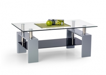 Sklenený konferenčný stolík Adrin 22