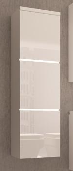 Vysoká kúpeľňová skrinka Aureliana bbl 1
