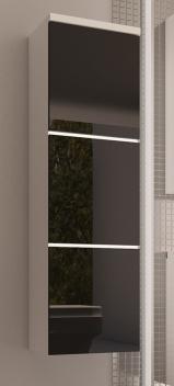 Vysoká kúpeľňová skrinka Aureliana bcl 1