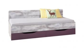 Detská posteľ s úložným priestorom Emery