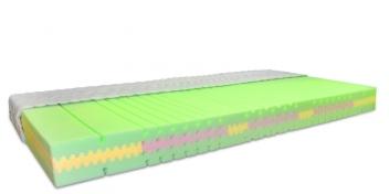 Penový matrac Noemi so siedmimi anatomickými zónami