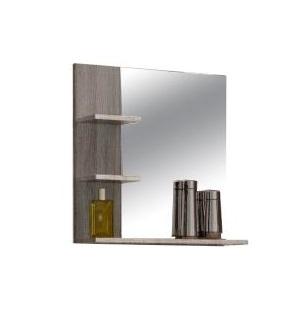 Nástenné kúpeľňové zrkadlo Adelin