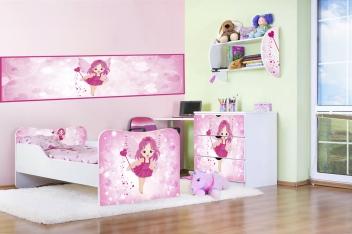 Nábytok do detskej izby Ružička