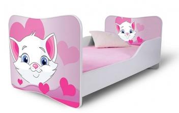 Detská posteľ Mačička 2