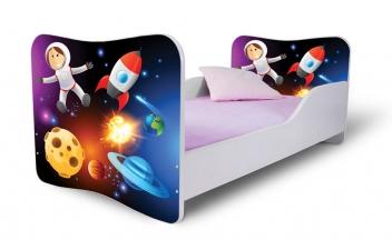 Detská posteľ Vesmír