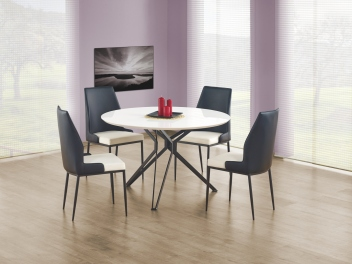 Okrúhly jedálenský stôl Tatum