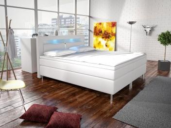 Kontinentálna manželská posteľ Mikela