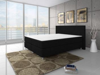 Čalúnená manželská posteľ Kelsara