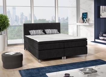 Čalúnená manželská posteľ Senida