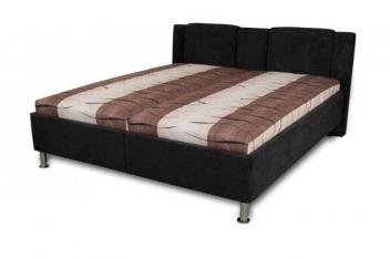 Čalúnená manželská posteľ Sophia