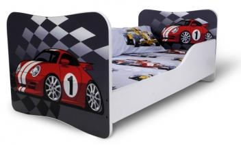 Detská posteľ Racing Car 2
